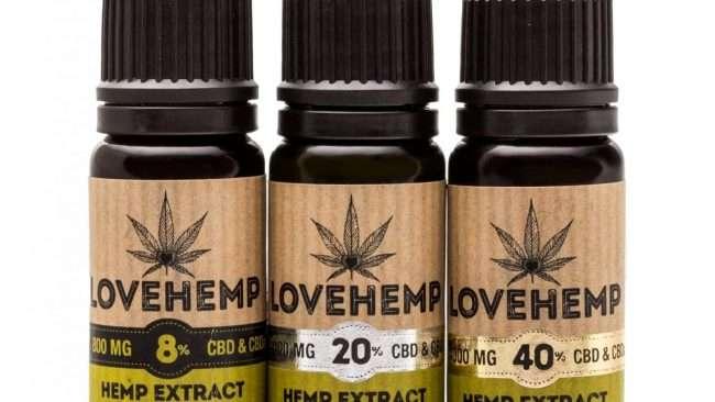 CBD extract cannabis oil