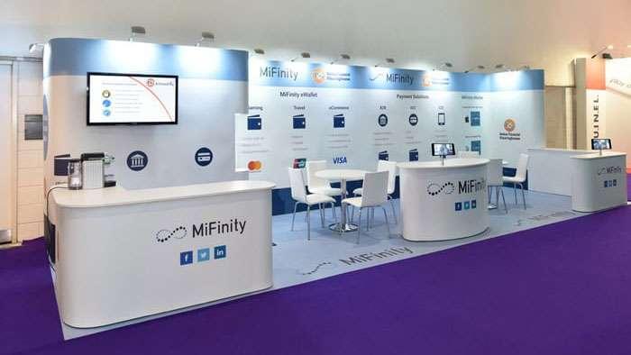 Mifinity exhibiting at SIGMA 2019 | Quadrant2Design Review 1