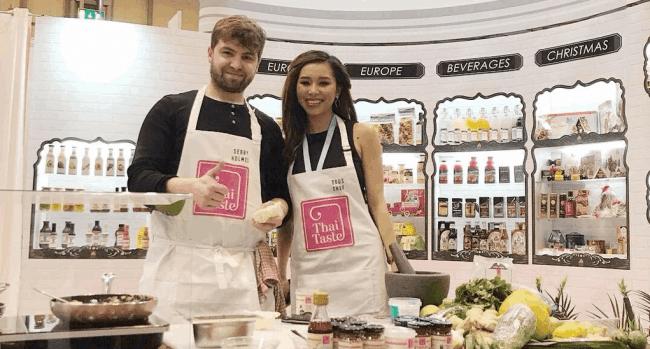 Foodex Show 2019
