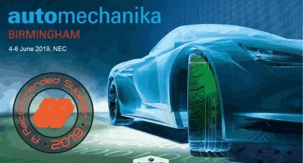 Automechanika Birmingham exhibitor day