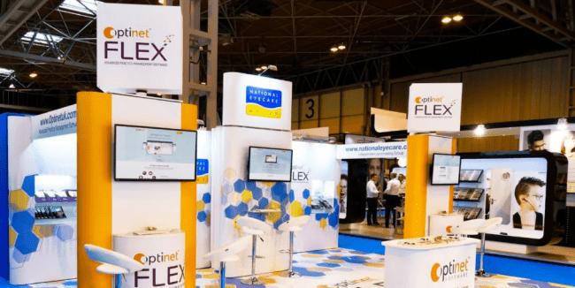 Baklit Rotating Header for trade business