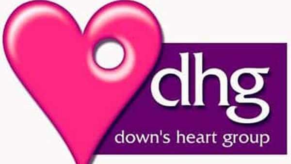 Down's Heart Group Charity Banner