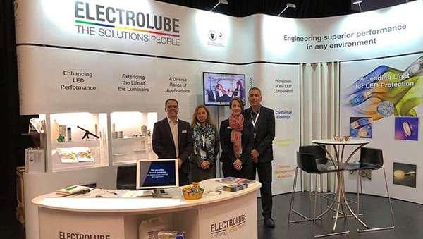 Electrolube exhibiting at LED Symposium Expo 2018