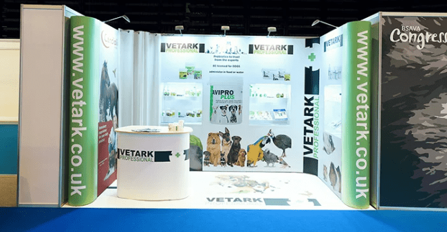 London Vet Show held at Excel