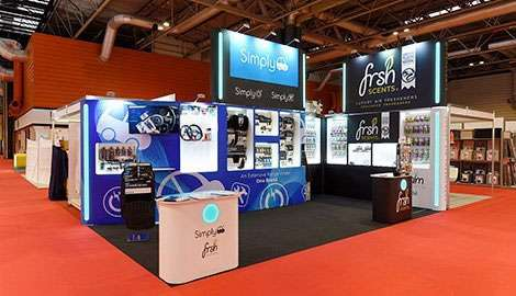product gifting exhibition stand