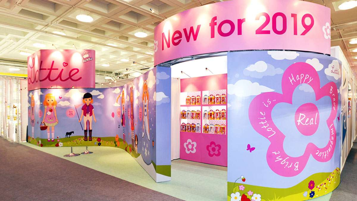 ToyFair UK stand rental
