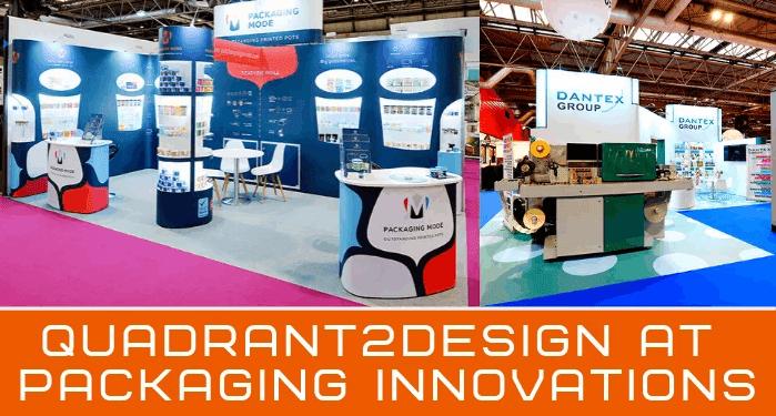 Packaging innovation Quadrant2Design