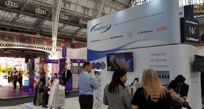 Top-quality Exhibition Stands at CCR Expo 2018