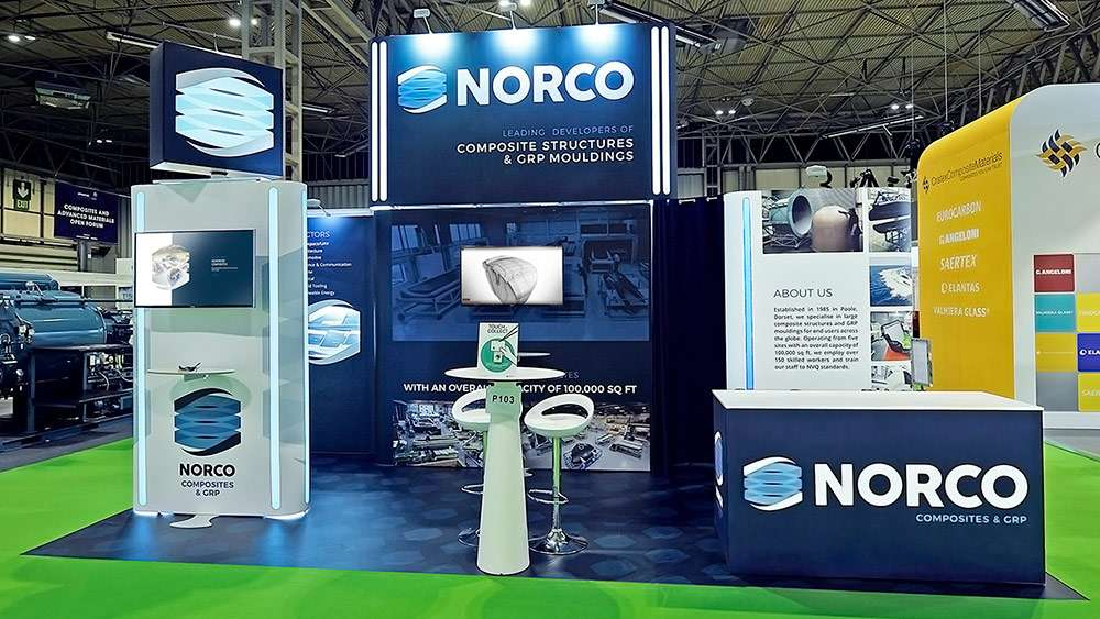 Norco at DSEI