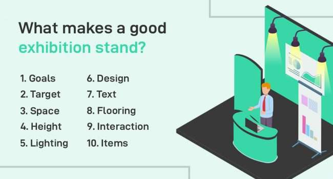 What Makes a Good Exhibition Stand?