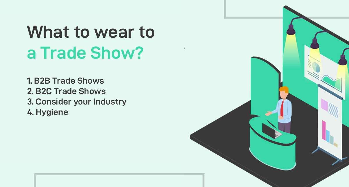 What to Wear to a Trade Show